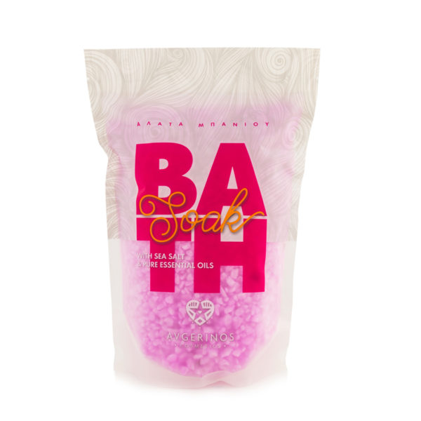 BABY TALC BATH SALTS